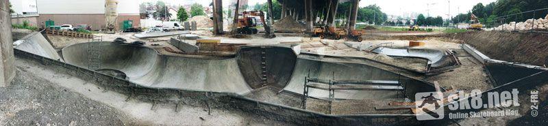 Skatepark d'Arcueil/Gentilly